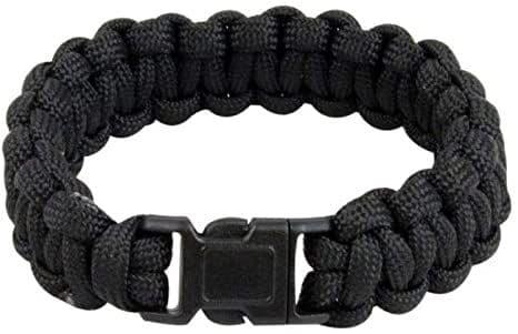 Highlander Paracord Survival Bracelet