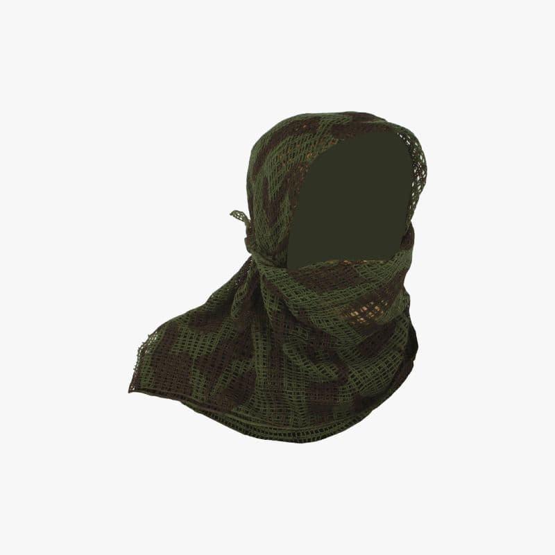 Highlander Pro Force Face Veil Scarf - Camo