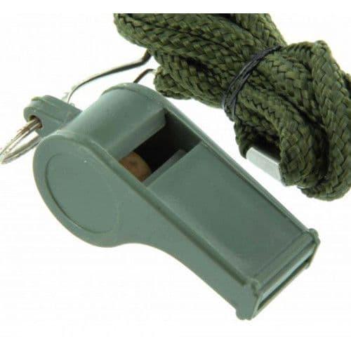 Highlander Referee Survival Whistle