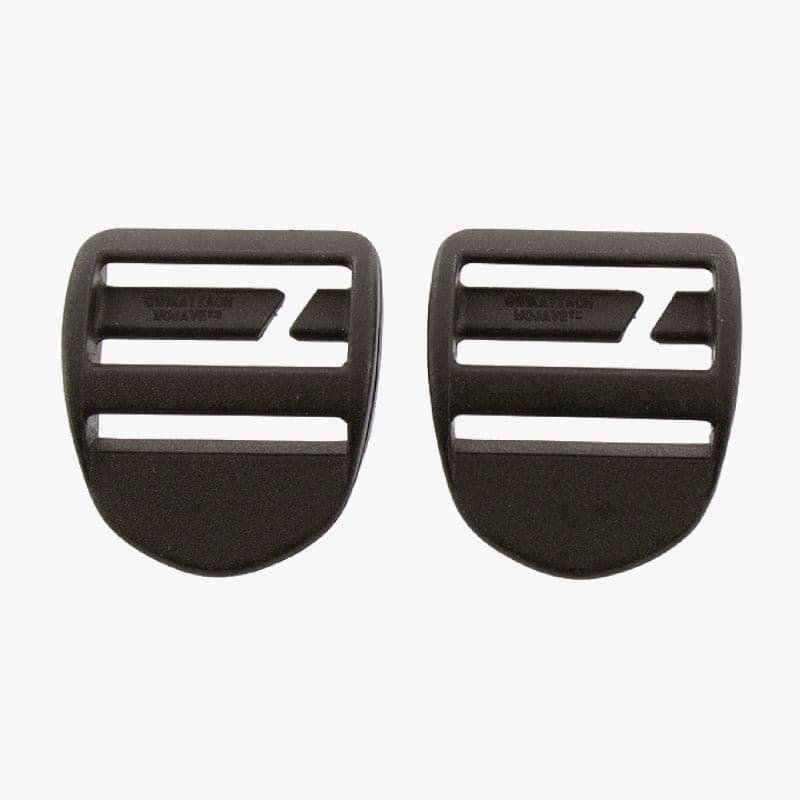 Highlander Replacement Ladder Tension Lock Buckles - Pack of 2