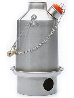 Kelly Kettle Medium 'Scout' (Stainless Steel) 1.2L