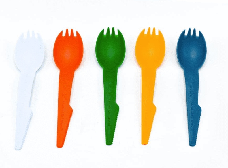 Kelly Kettle Tactical Spork- Various Colours