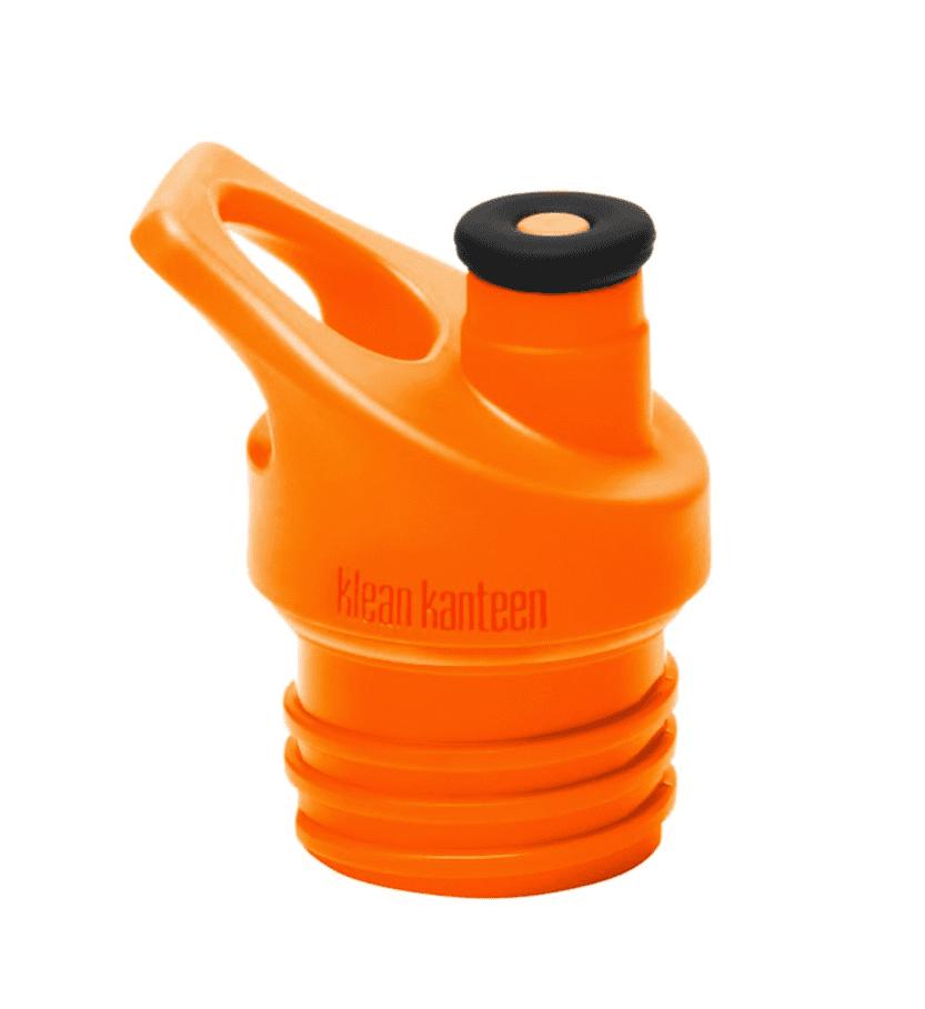 Klean Kanteen Sport Cap - Orange