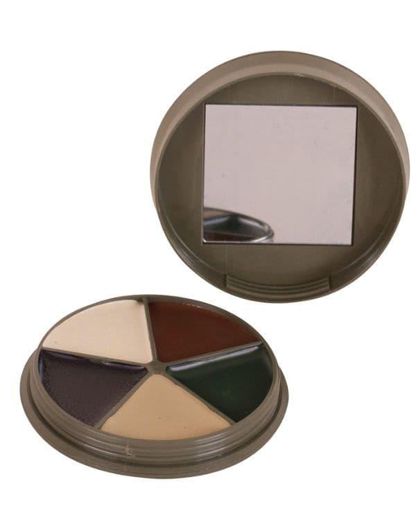 Kombat UK 5 Colour MTP Camouflage Face Paint Pack