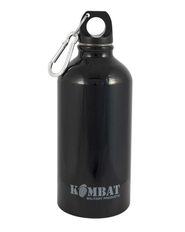 Kombat UK 500ml Aluminium Water Bottle