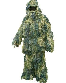 Kombat UK adults Full 5 Piece Ghillie Camouflage Suit