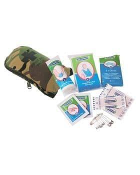 Kombat  UK Emergency First Aid Kit - DPM
