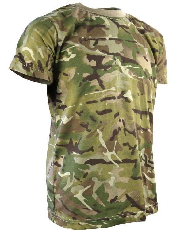 Kombat UK Kids BTP T-Shirt