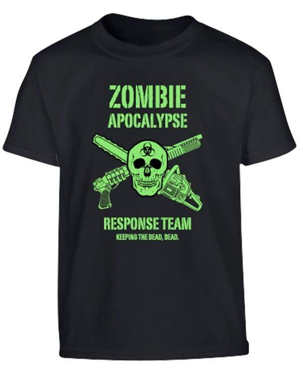 Kombat UK Kids Zombie Apocalypse T-Shirt