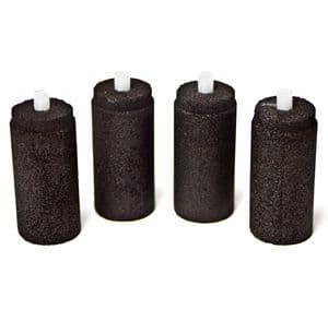 Lifesaver bottle activated carbon filters x 4