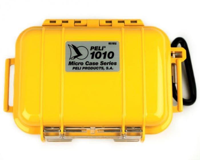 Pelican 1010 Micro Waterproof Survival Case - Various Colours