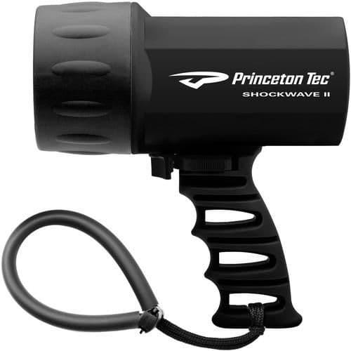 Princeton Tec Shockwave 2 Diving Torch