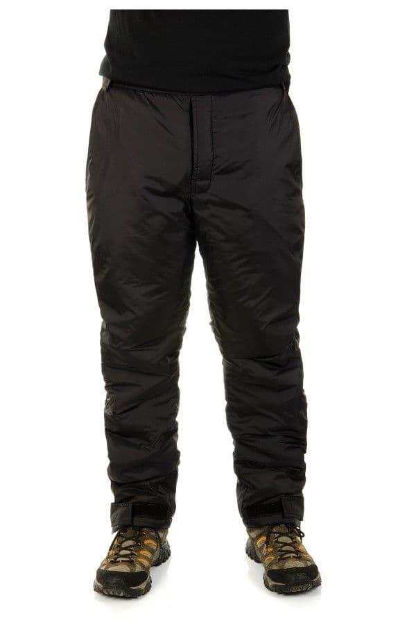 Snugpak Insulated Pile Pants Trousers - Black