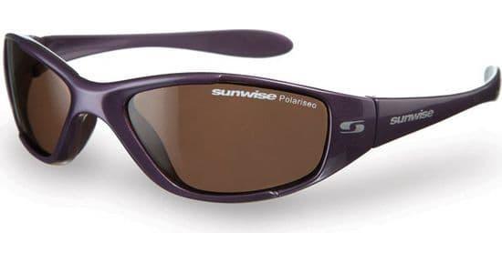 Sunwise Category 3 Polarised Petite/Junior Sunglasses - Marine Purple