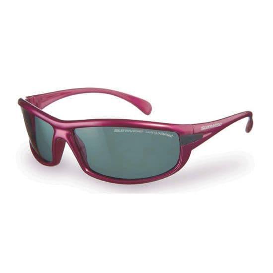 Sunwise Category 3 Polarised Sunglasses - Canoe Pink