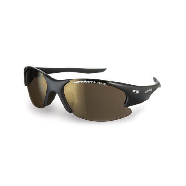 Sunwise Category 3 Sunglasses - Titan Black