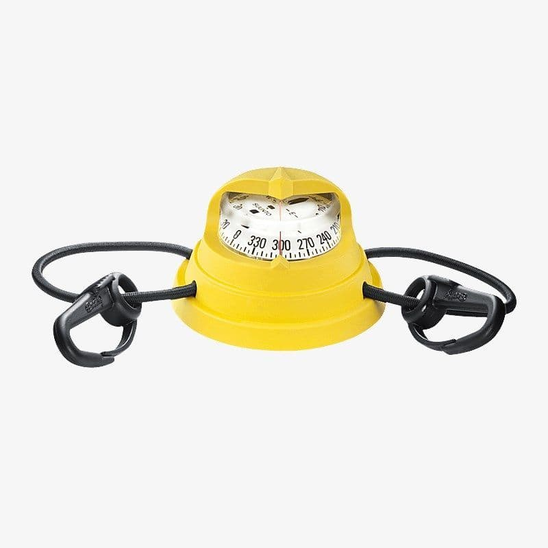 Suunto Orca Pioneer Kayak Compass - Yellow