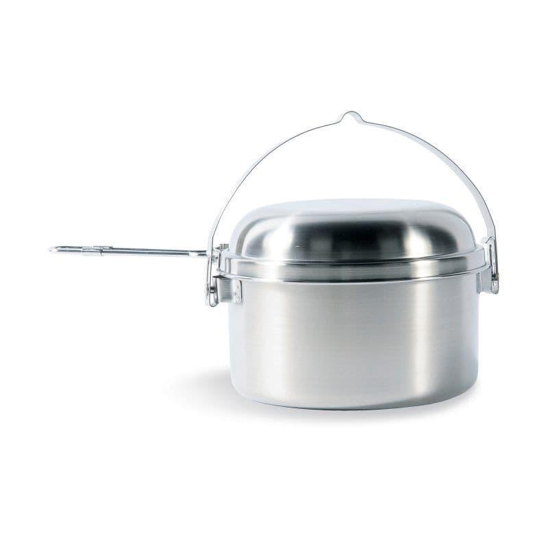 Tatonka 1.6L Stainless Steel Kettle, Saucepan & Frying Pan Set