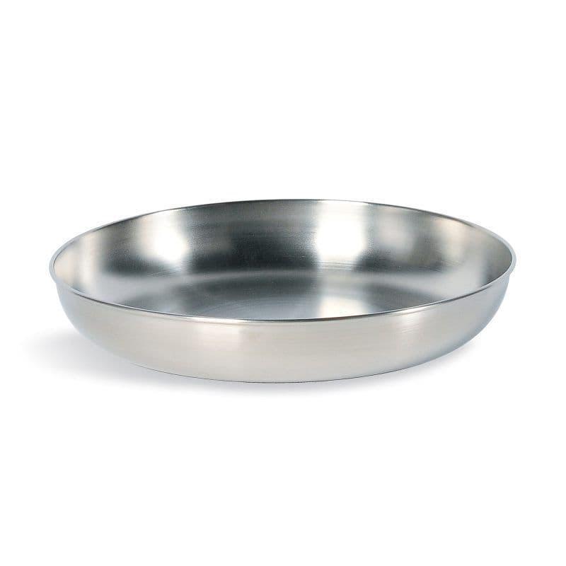Tatonka Small Stainless Steel Plate - 19cm