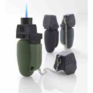 Turboflame Windproof Lighter - Military