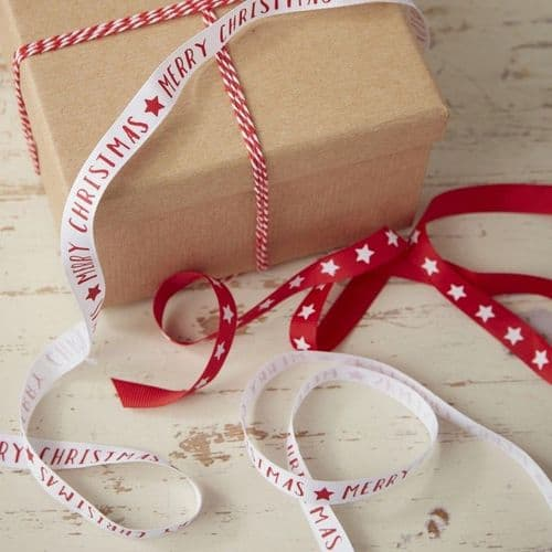 Christmas Ribbon Kit