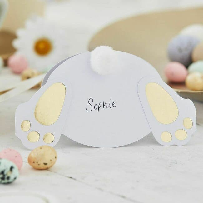 EASTER NAME PLACE CARDS