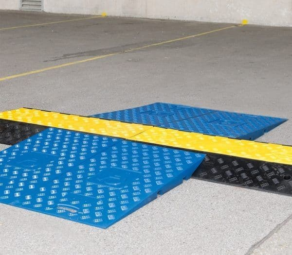 Bolmen Wheelchair Ramp for Cable Protectors
