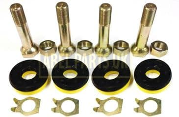 3CX - 4X HYDRA CLAMP BOLT, NUT, CLAMP SEAL & WASHER SET (123/00928, 826/00820, 904/09400, 823/00476)