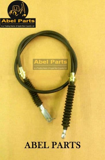 3CX - CABLE - PARKING BRAKE (PART NO. 910/34600)