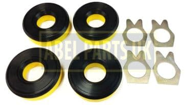 3CX HYDRA CLAMP SEAL KIT WITH CLAMP WASHER (JCB PART NO. 904/09400, 823/00476)