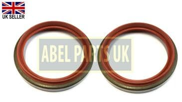 3CX - PAIR OF OIL SEAL FRONT HUB (PART NO. 904/06200)