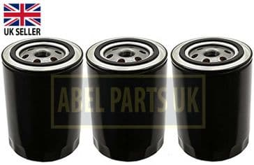 3CX-SET OF 3 ALCO OIL FILTER FOR VARIOUS JCB MODELS(PART NO. 02/100284)
