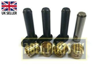 3CX STEERING PINS AND BUSHES (911/22800, 811/70018, 808/00246, 808/00253)