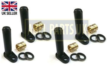 3CX - STEERING PINS AND BUSHES REPAIR KIT WITH SEALS (911/22800)