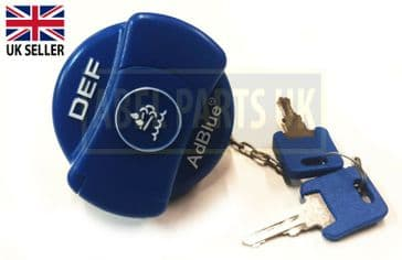 ADBLUE VENTED CAP WITH 2 KEYS (PART NO. 400/H2604)