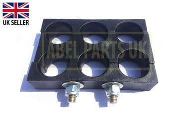 CIRCUIT HOSE CLAMP FOR 6 HOSES