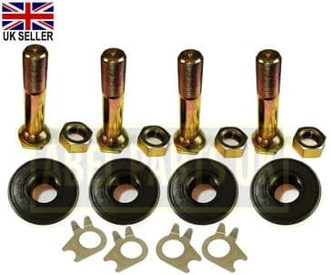 COMPLETE HYDRA CLAMP SEAL SET FOR JCB 3CX,4CX 4DX, 3DX (904/20336, 823/10332,31)
