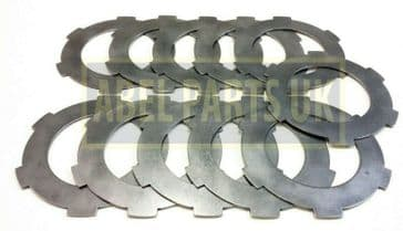 COUNTER PLATE SET OF 11 PC'S SS660, SS640, SS400, 2CX 3CX 535 540 (445/05107)
