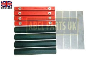 DIPPER WEAR PAD KIT FOR 3CX P8,P12,P21 (123/06189, 123/03215, 331/30894)