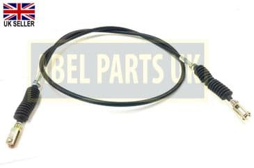 DUMP CONTROL CABLE FOR JCB LOADALL 520, 525, 530 (PART NO.910/23200)
