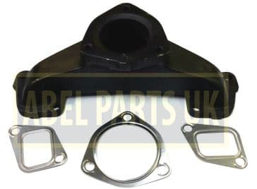 EXHAUST MANIFOLD + GASKETS (PART NO. 02/200074)