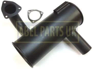 EXHAUST SILENCER NON TURBO (PART NO. 993/66200)