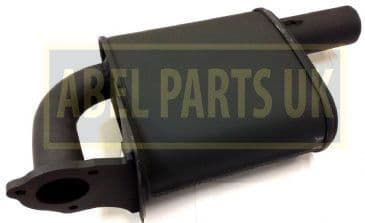 EXHAUST SILENCER WITH GASKET (PART NO. 331/52383)
