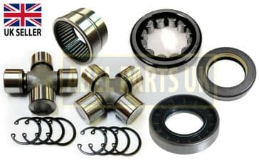 FRONT AXLE SHAFT REPAIR KIT WITH UNIVERSAL JOINT (914/86202)