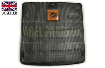 FRONT GRILLE FOR VARIOUS JCB MODELS (PART NO. 335/08180)