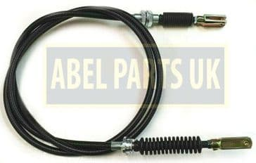 HANDBRAKE CABLE FOR VARIOUS JCB MODELS (PART NO. 910/60074)