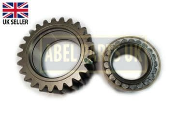 HUB PLANTERY GEAR & BEARING FOR JCB 3CX LOADALL (450/10206,907/50200)