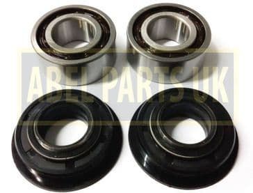 IDLER WHEEL & BEARING SET FOR MINI DIGGER 801,8014,8016 MICRO  (PART NO. 916/04800,904/13600)