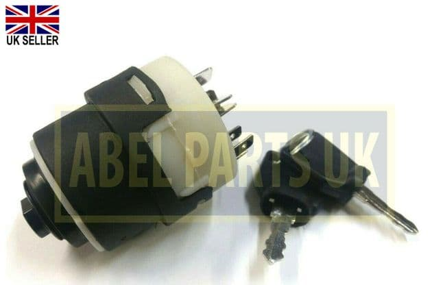 IGNITION SWITCH WITH 2 KEYS (PART NO. 701/80184)