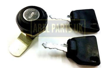 LOCK BARREL ASSY FOR FRONT GRILL WITH 2 KEYS(PART NO. 162/03434)